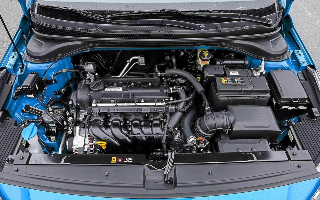 Hyundai Solaris 2020: всё, что изменилось— фото 1103310