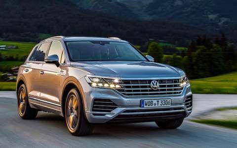 Новый Volkswagen Touareg: а можно ли на бездорожье?