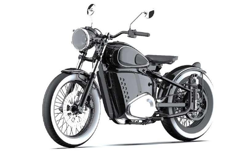 «Калашников» запатентовал электробайк встиле Иж-49