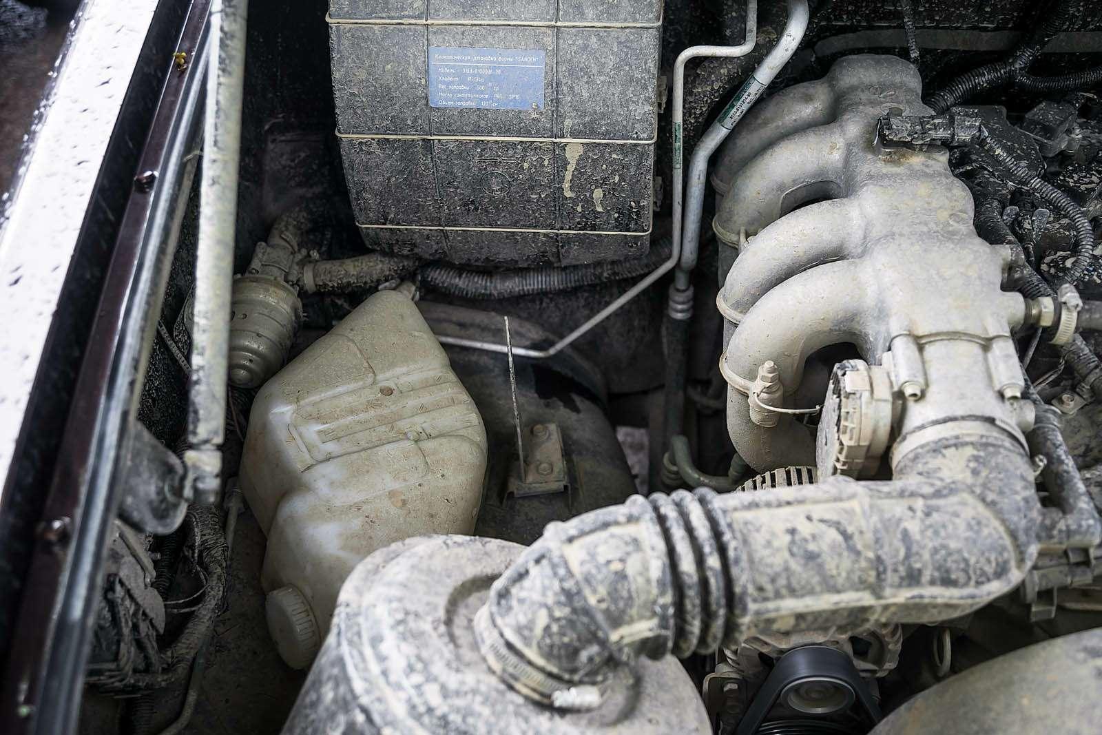 4000км наUAZ Patriot: поводы длямодернизации— фото 621020