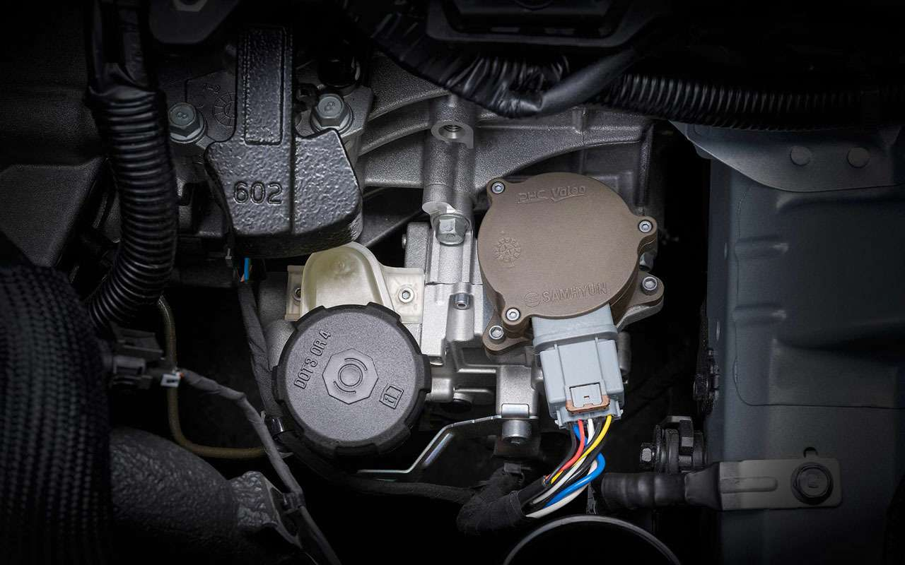 Kiaпридумала новую механику— без обычного сцепления!— фото 1141793