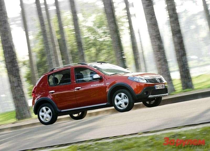 Dacia/Renault Stepway