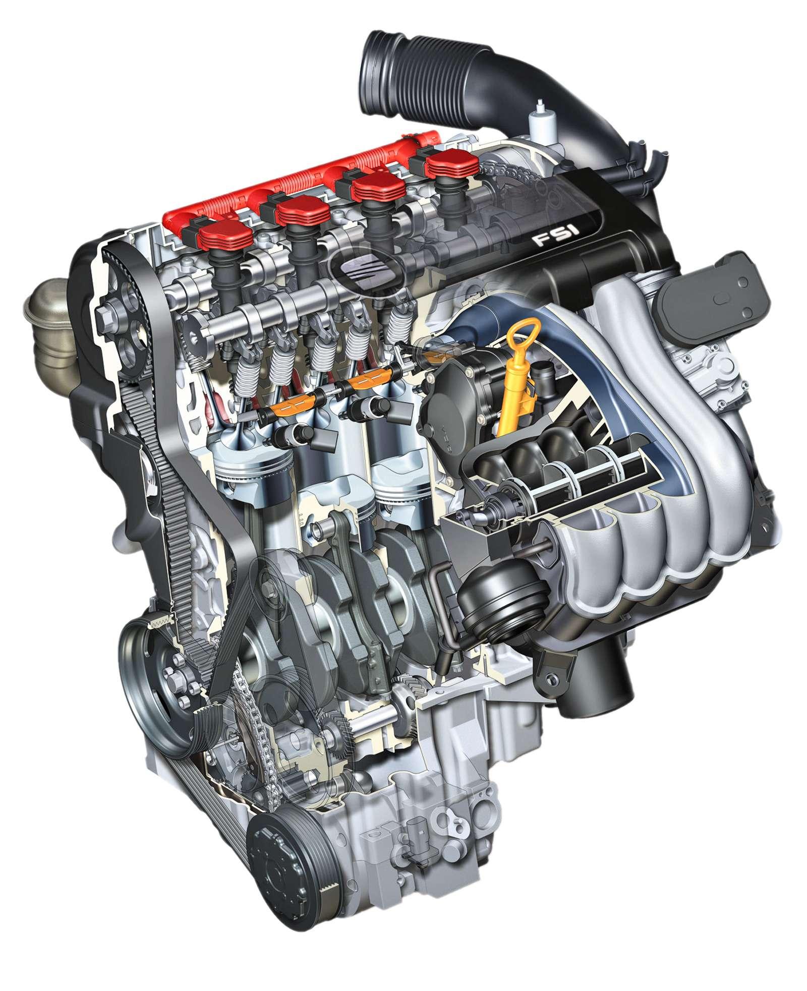 Рейтинг надежности двигателей автомобилей: два литра проблем— фото 590356