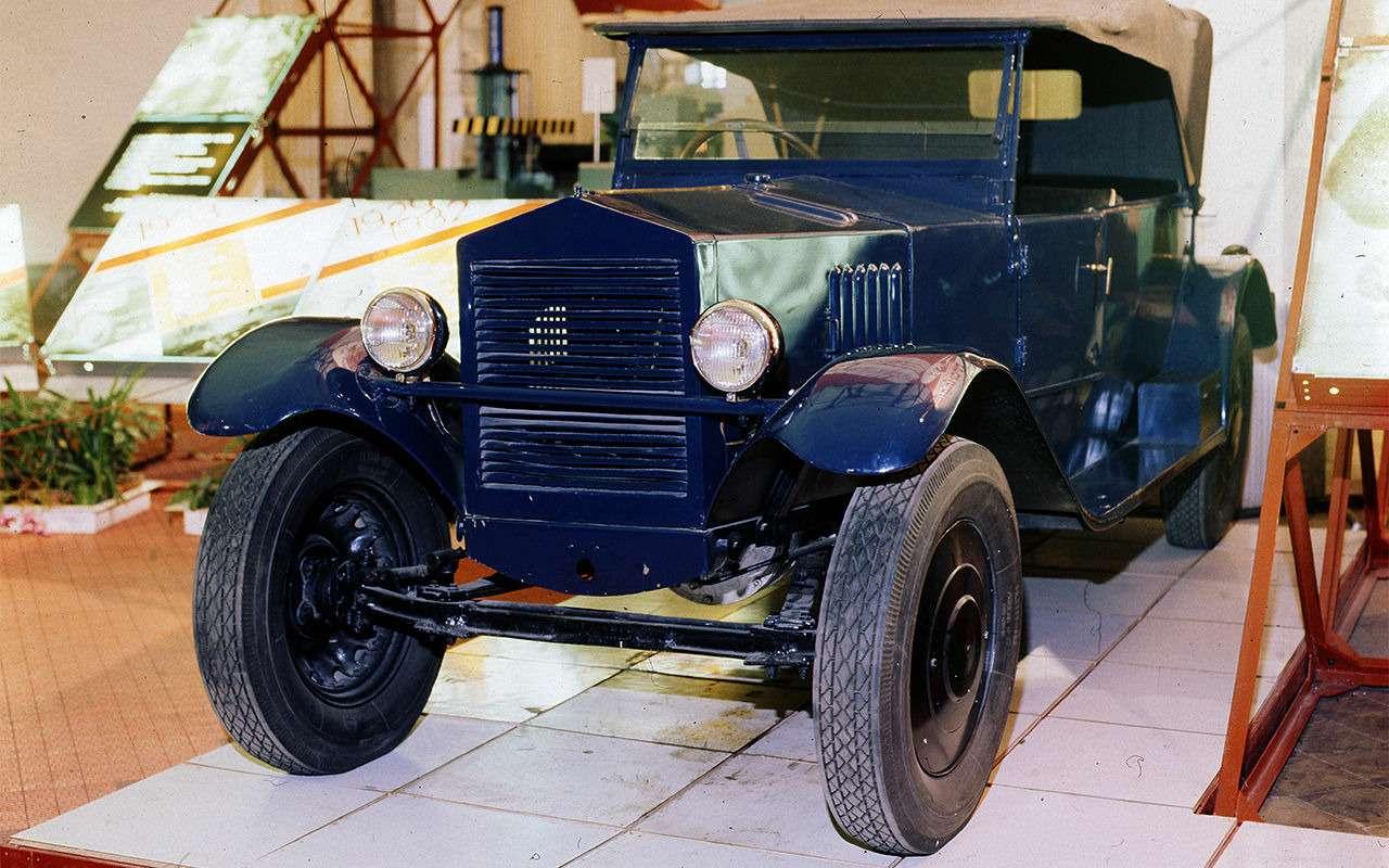 Самые редкие серийные автомобили СССР— фото 868839
