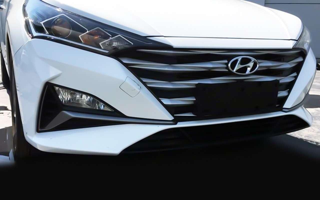 Серьезное обновление Hyundai Solaris: первые фото— фото 986713