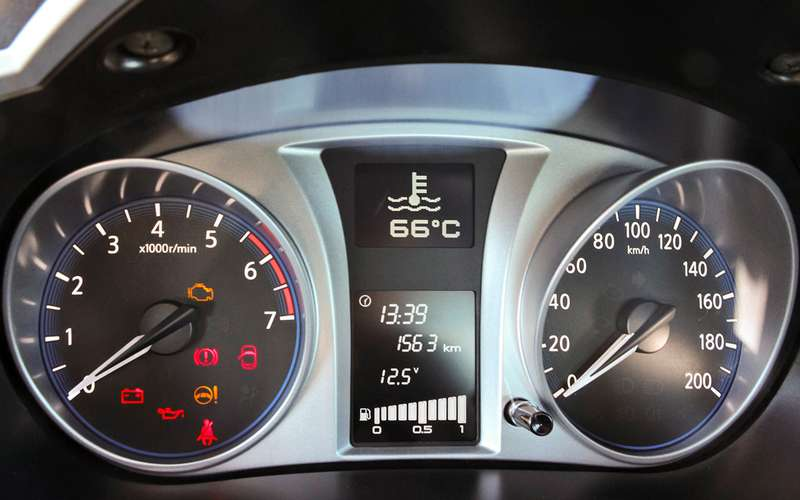 Datsun on-DO с16-клапанным двигателем— тест-драйв ЗР