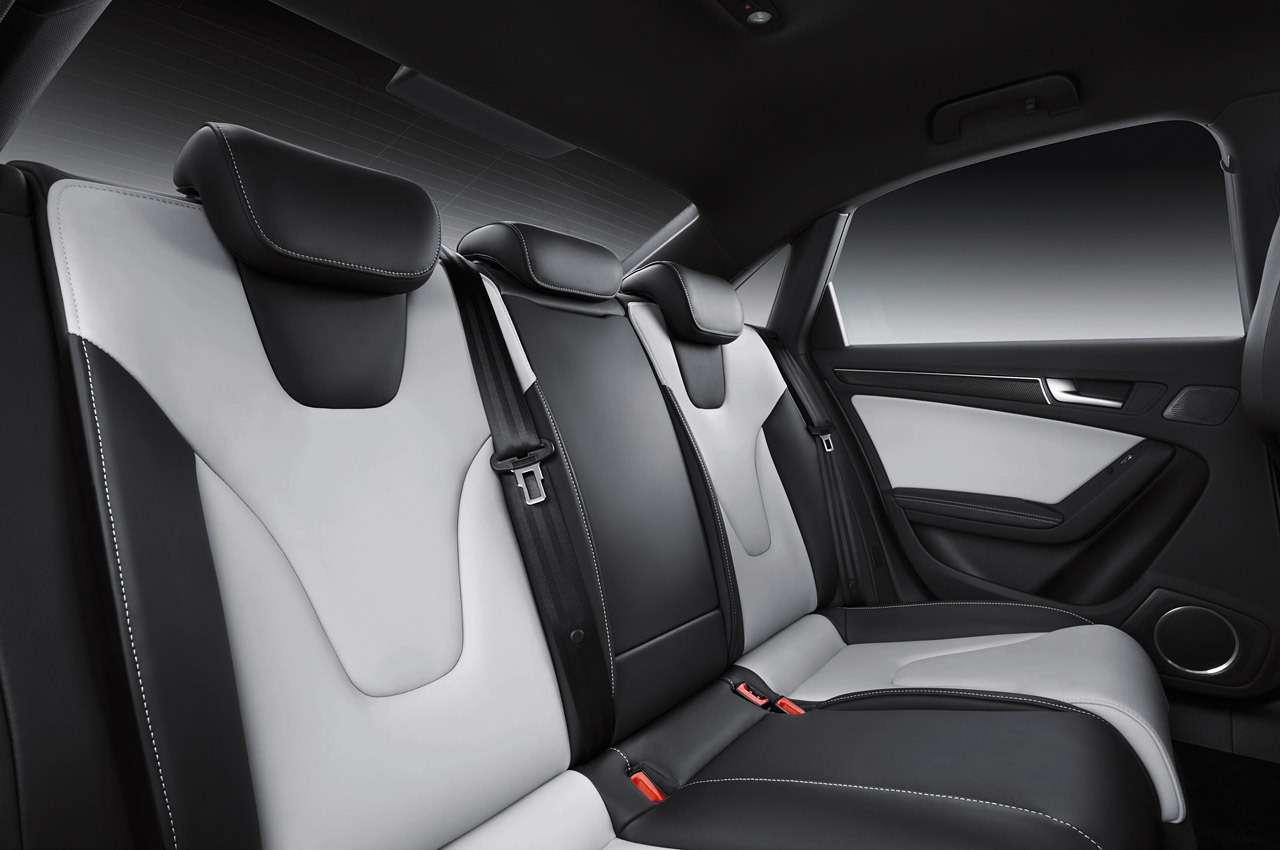 Audi S4/Innenraum