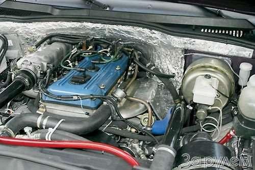 Вседорожник: газ-3106. штабной вагон— фото 52865