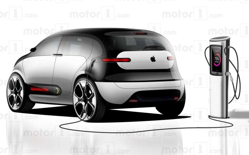 Дебют электромобиля Apple откладывается