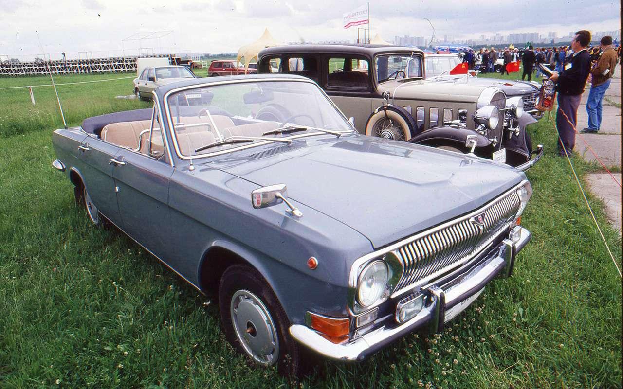 Неизвестная Волга — 15редчайших версий ГАЗ-24— фото 988782