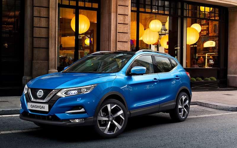 Nissan Qashqai 2019: как «Зарулем» доделал кроссовер