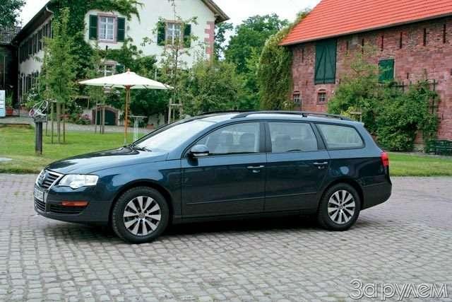 Volkswagen Passat Variant. Литраж итираж— фото 59084