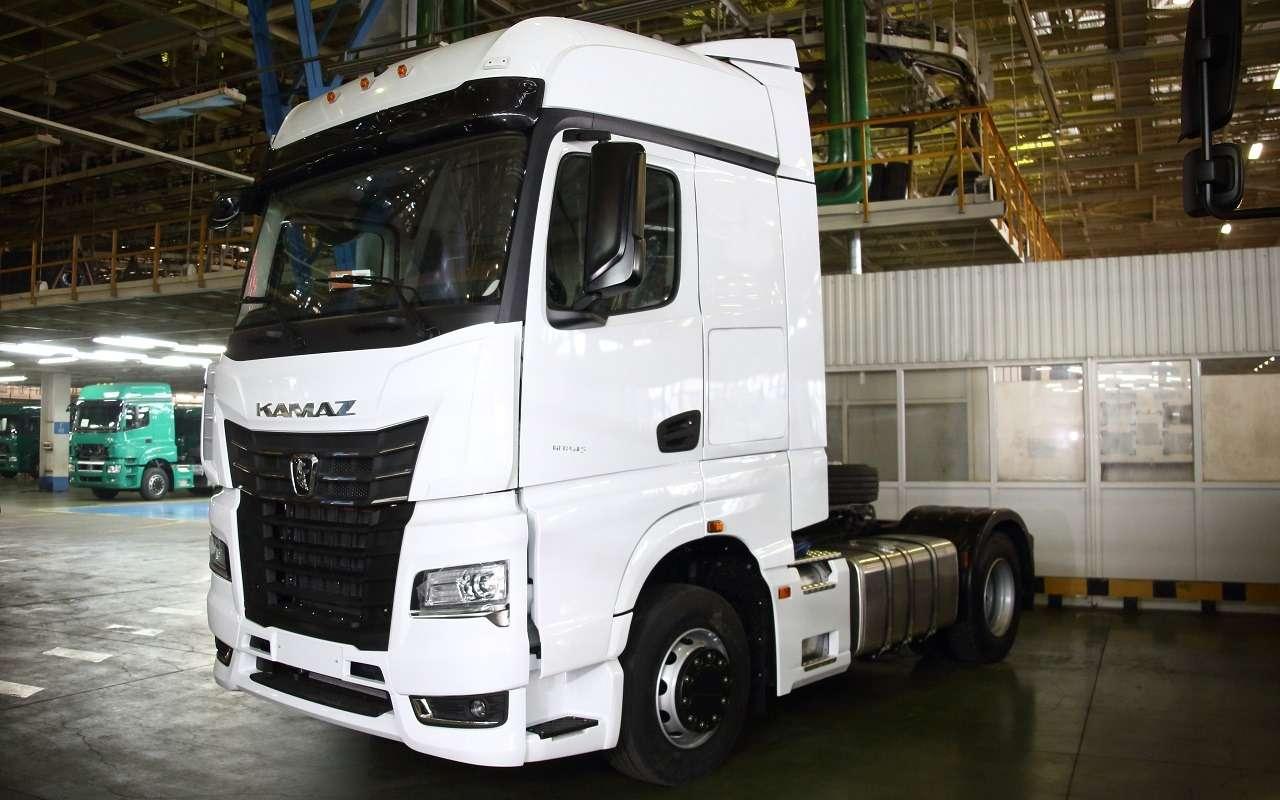 Новый КАМАЗ вЕвропе: чем окончился первый рейс нашего грузовика