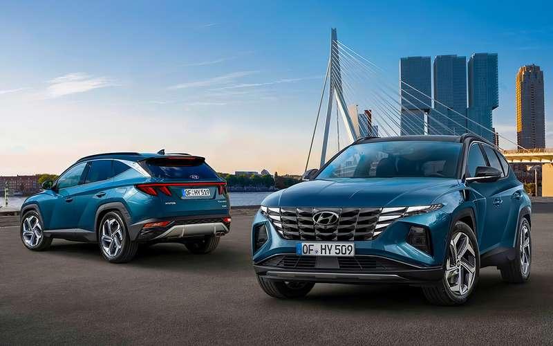 Новый Hyundai Tucson: все его изменения