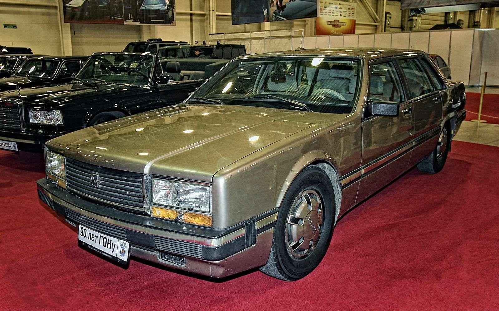 ЗИЛ-4102, 1989г.