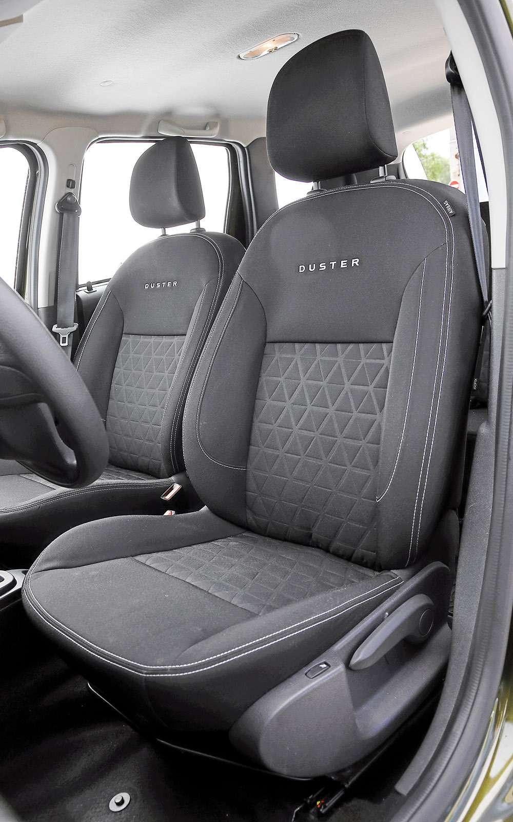 Renault Kaptur, Renault Duster, Suzuki Vitara: мода от-каптюр— фото 619985