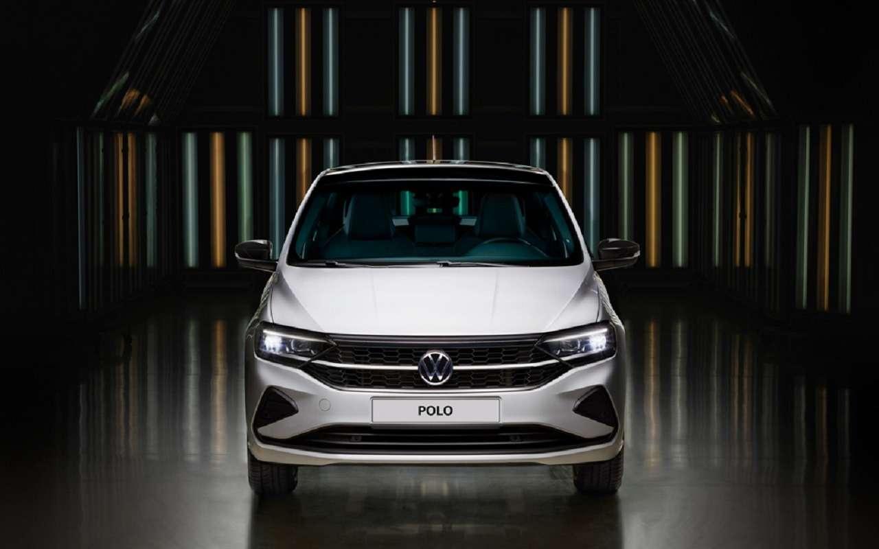 Новый Polo получит в России пакет «Спорт» - фото 1183030