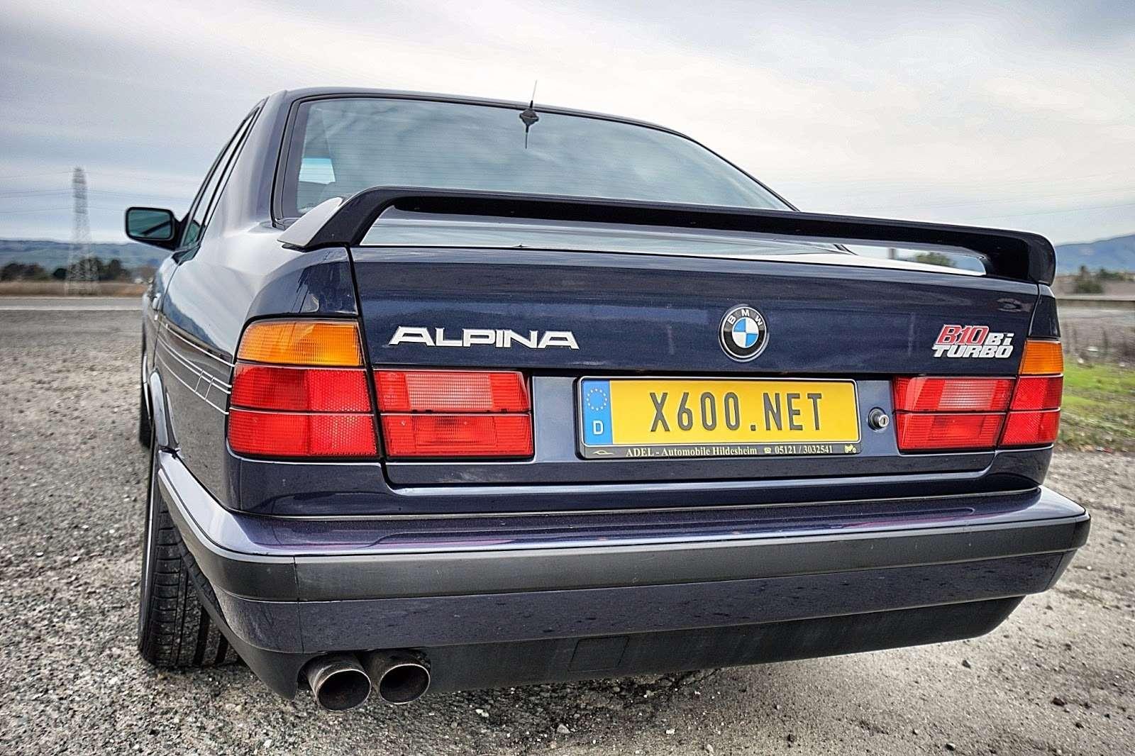 Легенда недорого: уникальная старая «пятерка» BMW выставлена напродажу— фото 695535