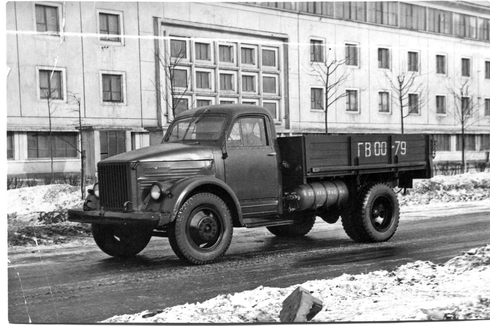 Институт питания: отечественные автомобили наальтернативном топливе— фото 579816