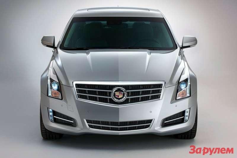 Cadillac ATS front view