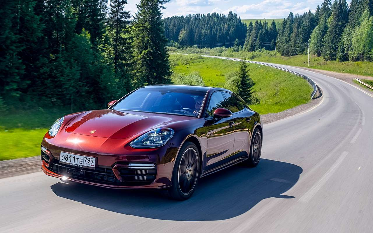 Porsche Panamera 2021: хотели мощнее? Сделано!— фото 1260408