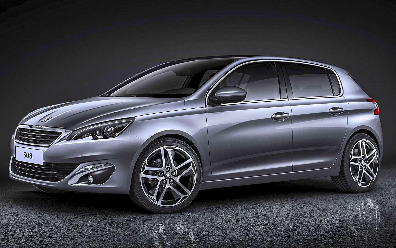 Автомобиль года: тестируем Peugeot 3008— фото 759131