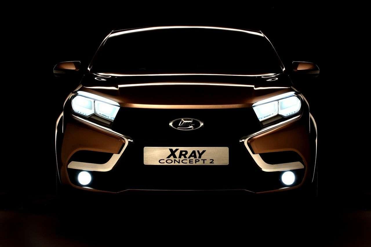 Глава АВТОВАЗа планирует первым протестировать Lada XRAY вапреле— фото 372774
