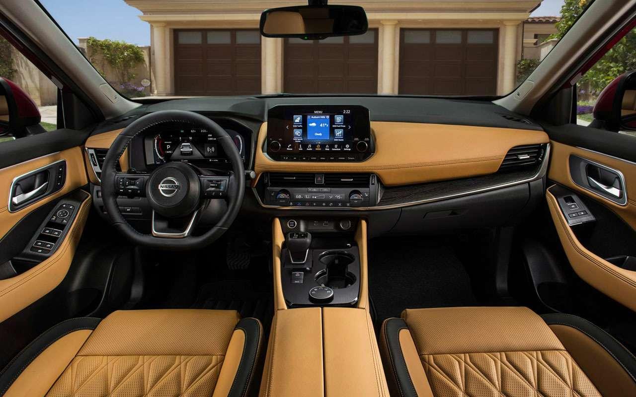 Новый Nissan X-Trail - началось производство - фото 1169926