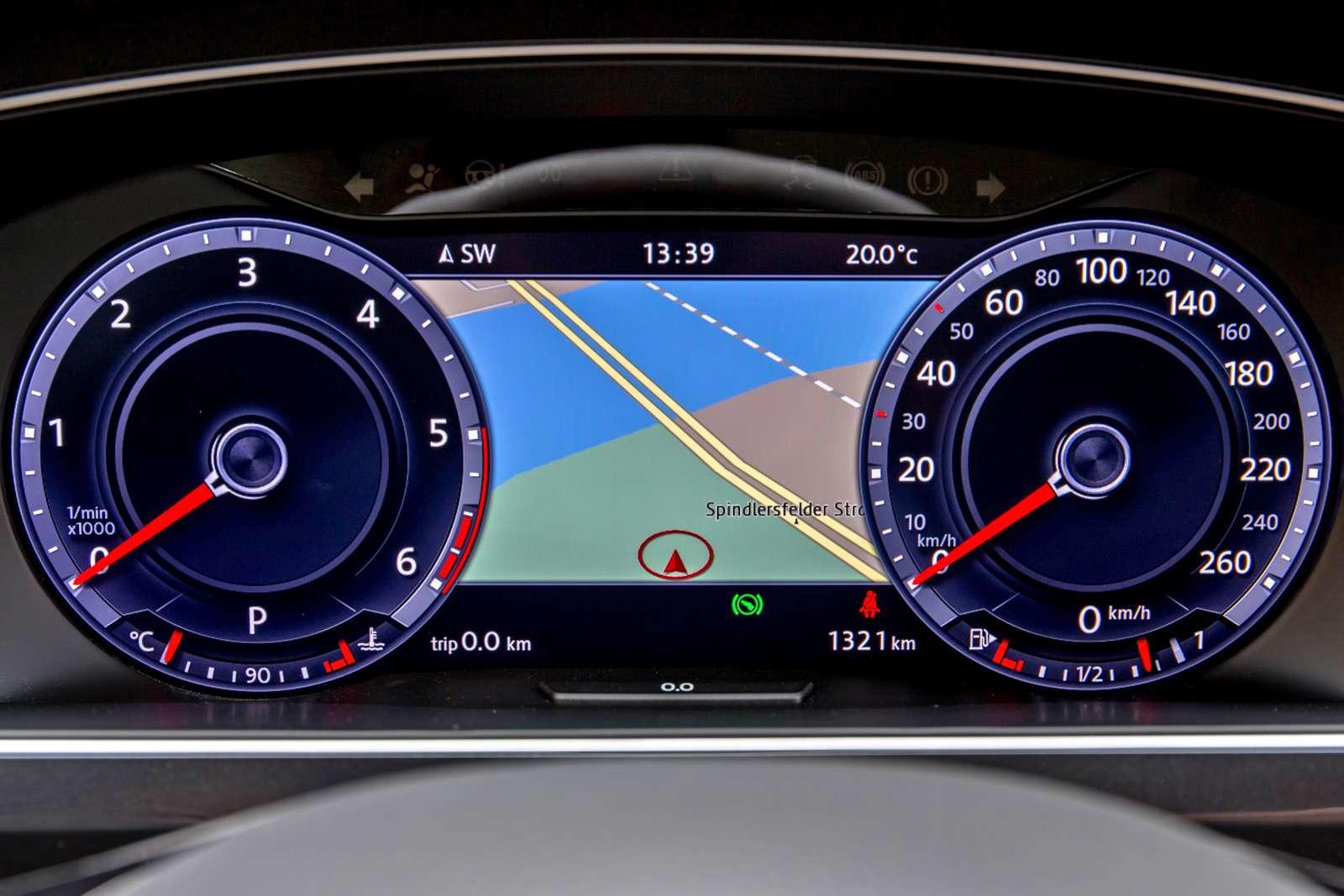 Тест нового Volkswagen Tiguan: победа экологов надавтоспортсменами— фото 594453