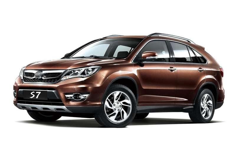 Этибессовестные китайцы: автомобили-клоны