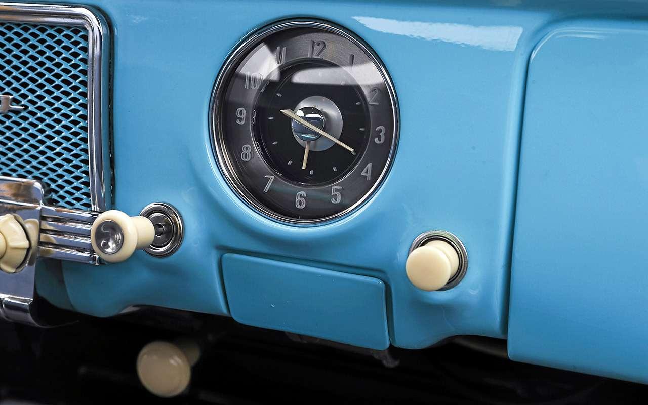 Секретная машина КГБ: ретротест Волги ГАЗ‑23— фото 1231187