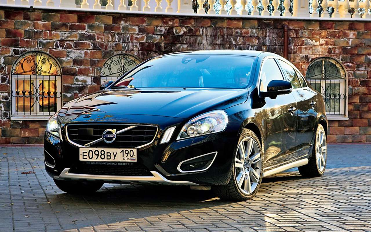 Mercedes C-класса иконкуренты: что брать сегодня навторичке— фото 1278165