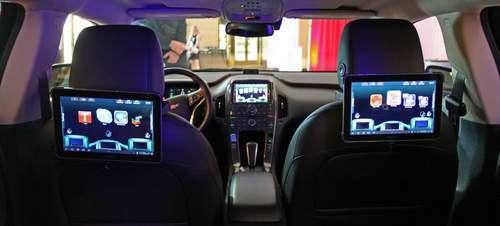 Автомобили Chrysler, Nissan иGMнаиболее уязвимы дляхакеров