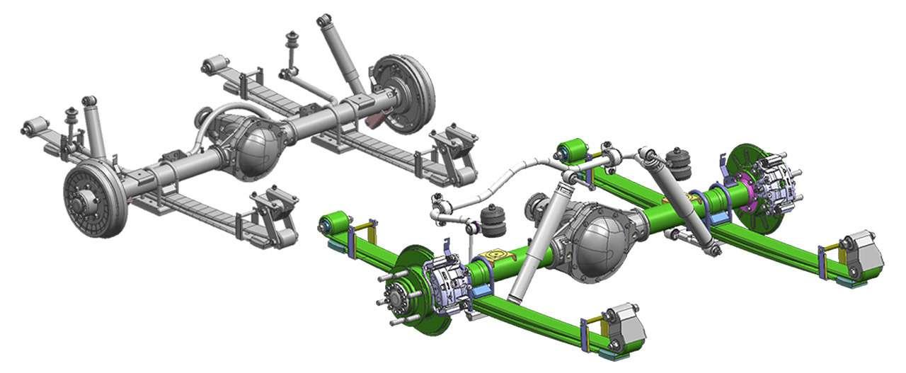 6-колесный УАЗ Профи— тест особой версии— фото 1247199