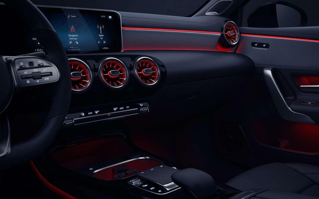 Дамский угодник: женский взгляд нановый Mercedes-Benz А200— фото 994963