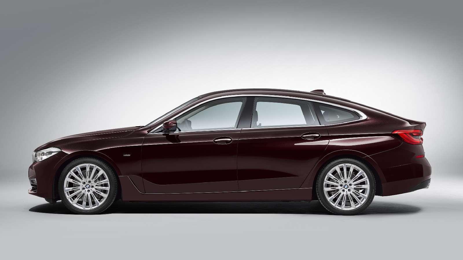 BMW6-й серии GTдляРоссии— комплектации ицены— фото 764539