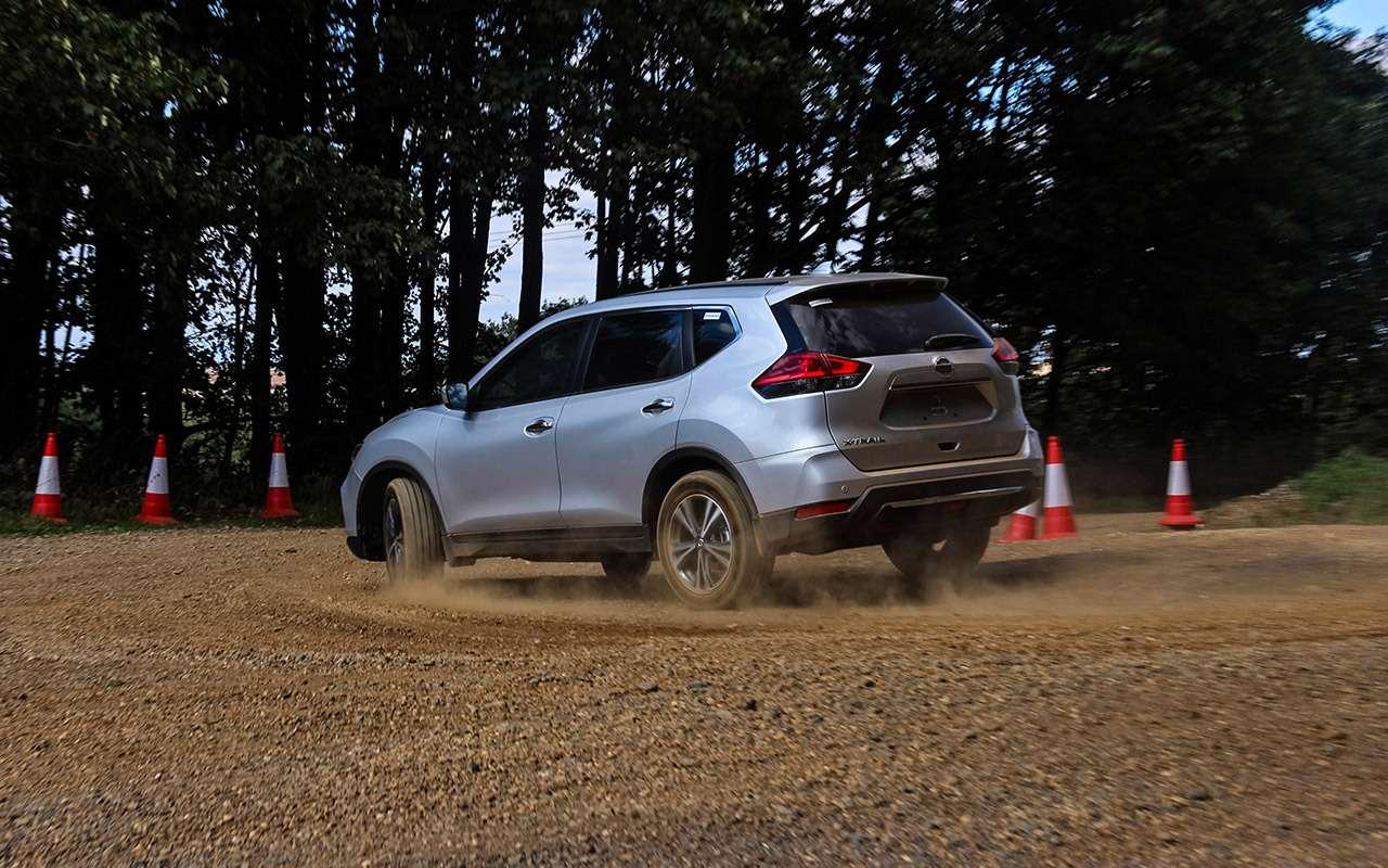 Обновленный Nissan X‑Trail: как его готовили крусской зиме— фото 927296