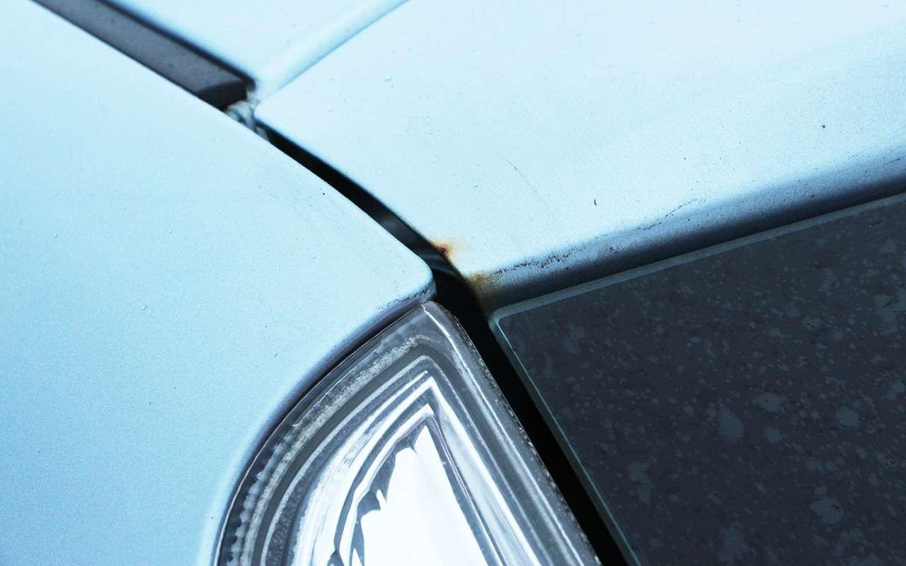 Datsun mi-DO изпарка ЗР: точный спидометр инеточные часы— фото 834233