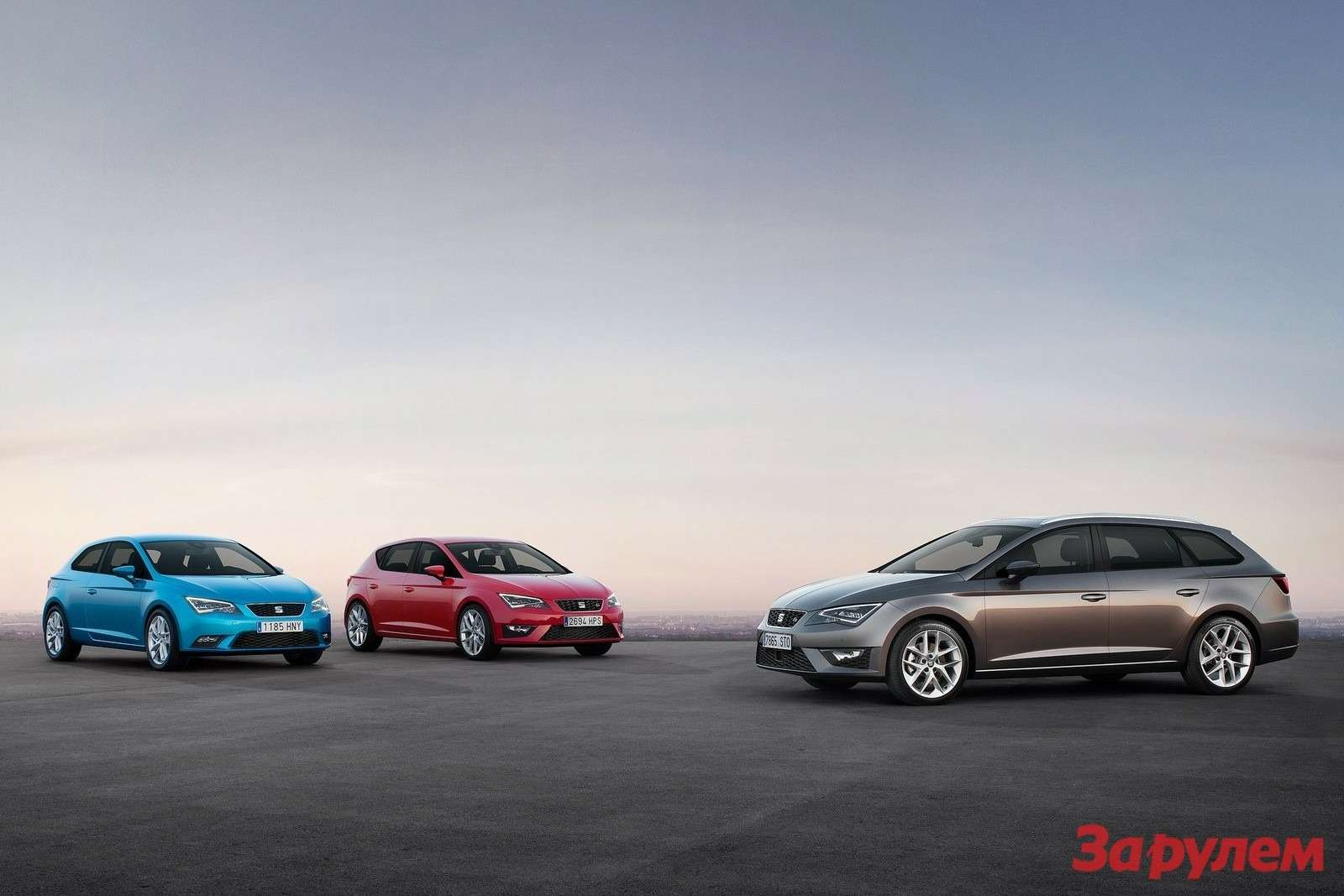 Seat Leon ST 2014 1600x1200 wallpaper 09