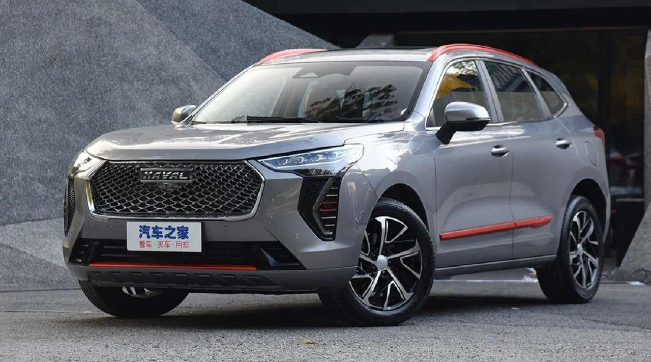 Haval готовит дляРоссии конкурента Hyundai Creta— фото 1220506