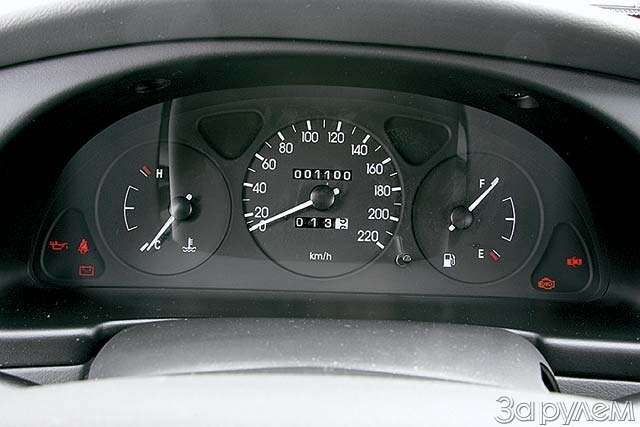 Тест Renault Logan, Lada Kalina, Lada 110, Daewoo Nexia, Chevrolet Lanos. Сделано вСССР— фото 64302