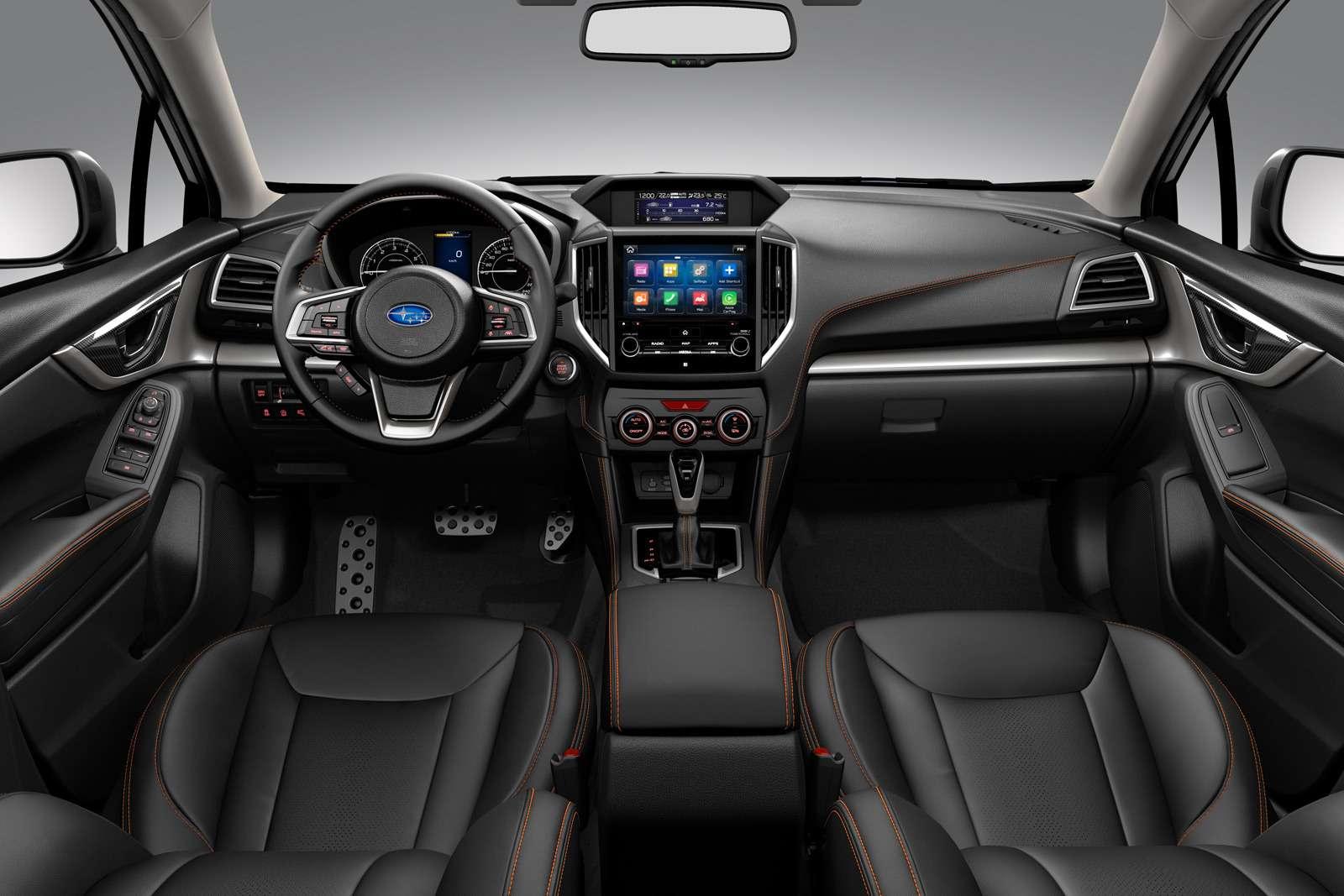 Новый Subaru XVбудет поступать ссоперниками жестко!— фото 717929