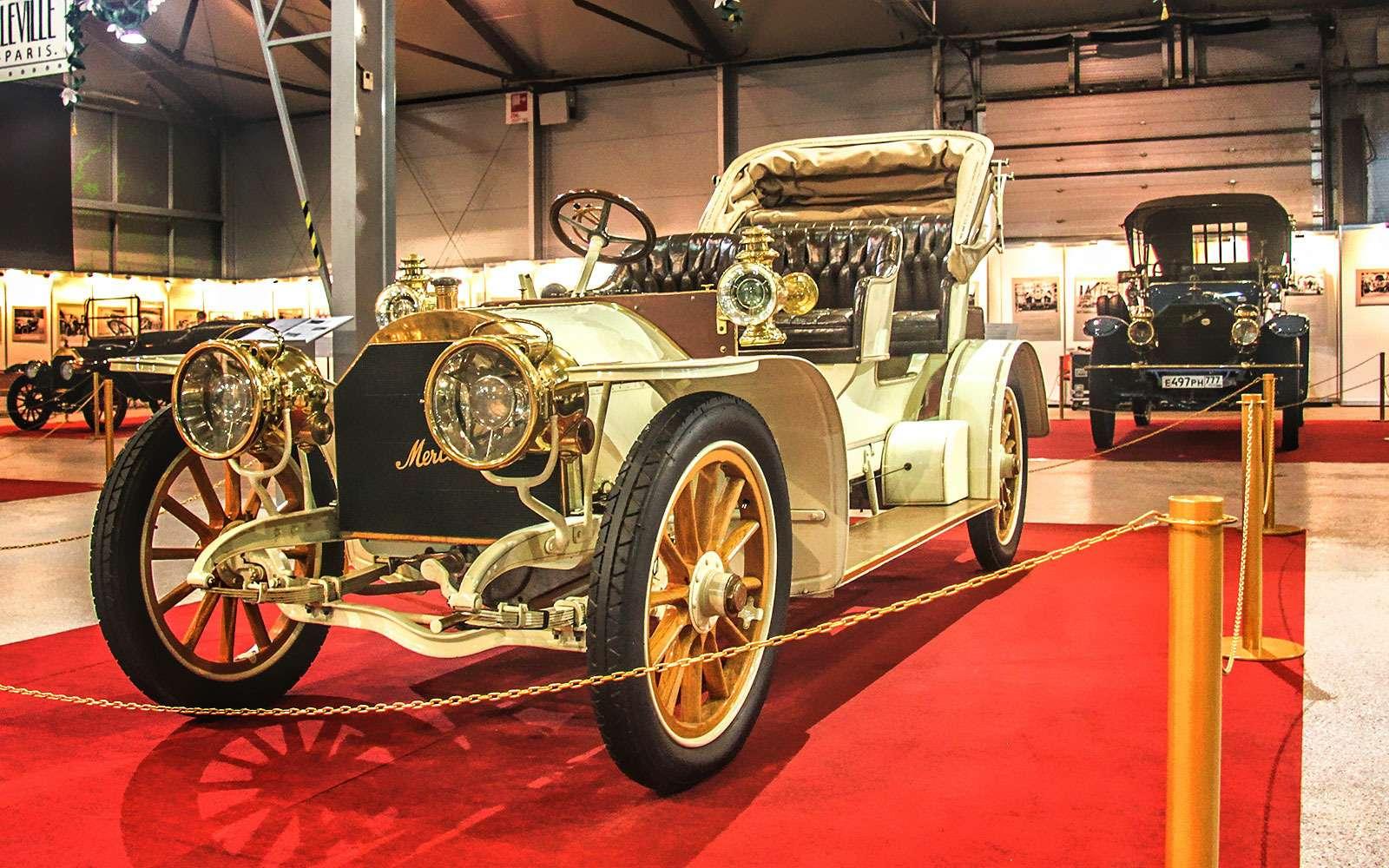 Mercedes Simplex 1905г