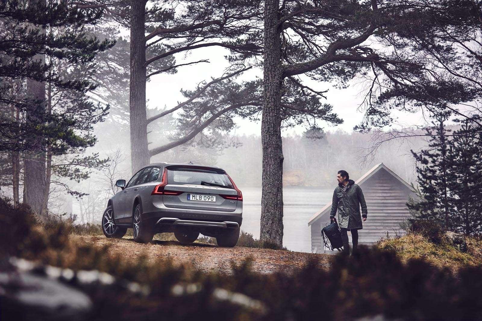 Volvo V90 Cross Country: старт российских продаж ирублевые цены— фото 674599
