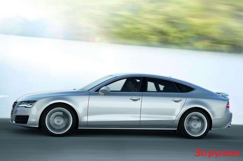 Audi A7Sportback 2011 1600x1200 wallpaper 1e