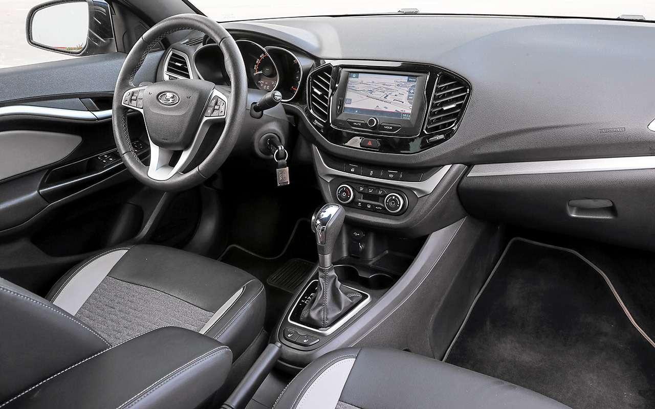 Chevrolet Cobalt иЛада Веста— большой тест— фото 1224472