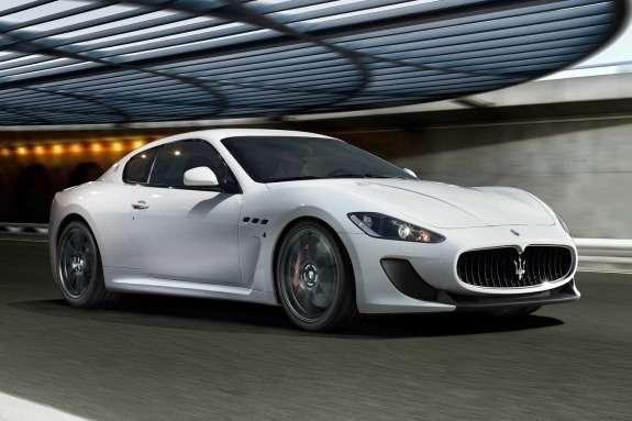 """В Maserati намерены создать среднемоторный суперкар. """"За Рулем"""" www.zr.ru"""