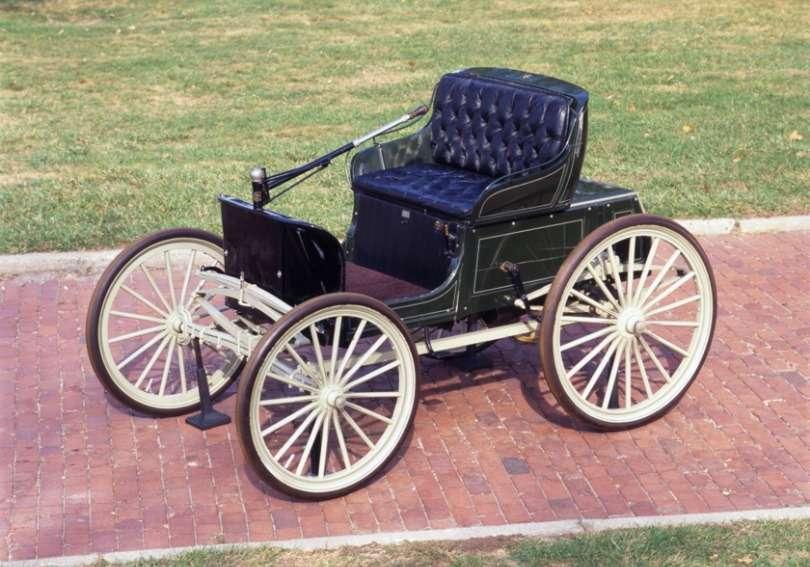 Усовершенствованный вариант повозки братьев Дьюри, приобретенный музеем Генри Форда. Фото: www.thehenryford.org