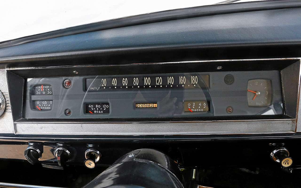 Самый желанный автомобиль вСССР: тест недоступной Волги— фото 992091