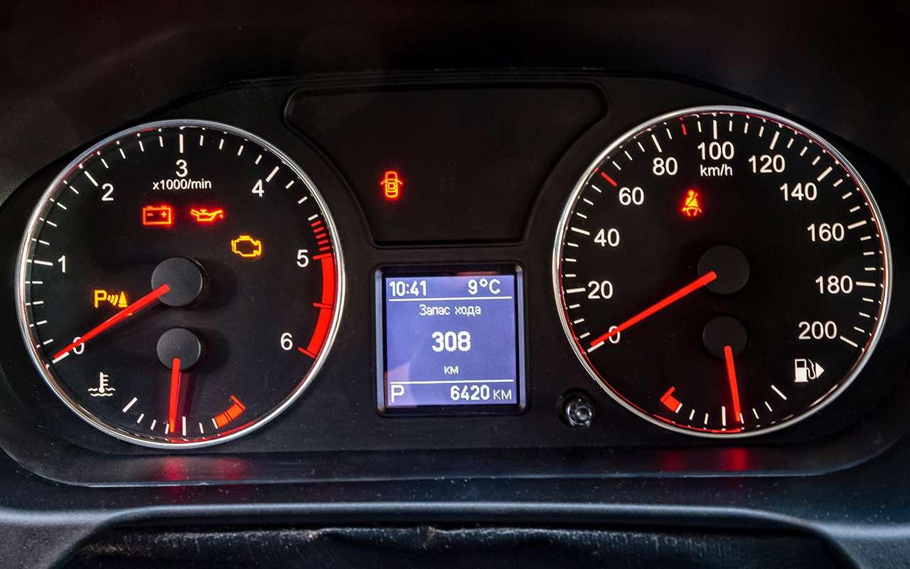 Новый УАЗ Патриот или 10-летний Land Cruiser 200: тест-драйв— фото 1058455